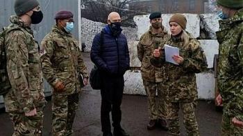 Mỹ lấp lửng khả năng can thiệp xung đột tại Donbass
