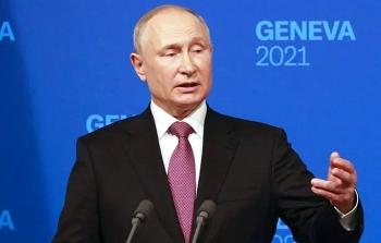 Tổng thống Putin đáp trả loạt tố cáo quân sự hóa Bắc Cực
