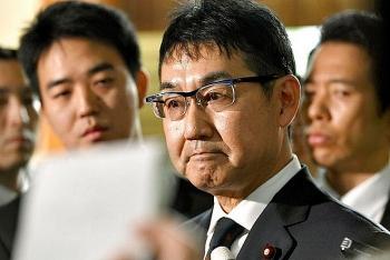 Cựu Bộ trưởng Nhật Bản mất sự nghiệp vì 'mua' phiếu bầu cho vợ ứng cử Thượng viện