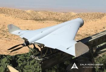Báo Mỹ lo ngại UAV cảm tử KUB của Nga