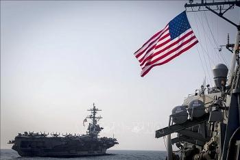 Mỹ thông báo sắp tập trận quân sự quy mô lớn ở Biển Đen