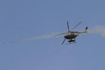 Trực thăng quân sự của Không quân Philippines rơi, 6 người thiệt mạng