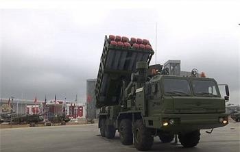 Tổ hợp tên lửa Vityaz Nga diệt thành công mục tiêu siêu thanh