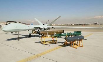 UAV Iran đặt mọi mục tiêu tại vùng Vịnh quanh eo biển Hormuz trong tầm ngắm