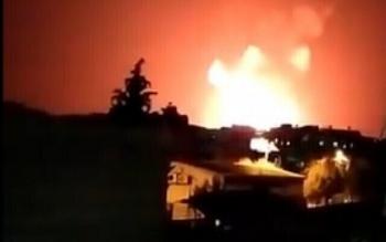 Quân Mỹ bất ngờ hứng hàng loạt đạn pháo và tên lửa ở Syria