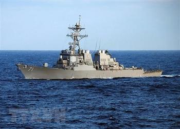 Mỹ và Ukraine sẽ tập trận thường niên trên Biển Đen