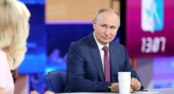 Tổng thống Putin tiết lộ tên loại vắc xin mà ông đã sử dụng