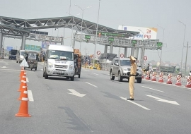 CSGT được dừng xe kiểm soát trên cao tốc tại những vị trí nào?