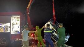 Vụ ô tô lao xuống biển ở Hạ Long: Tài xế có nồng độ cồn ở mức cao