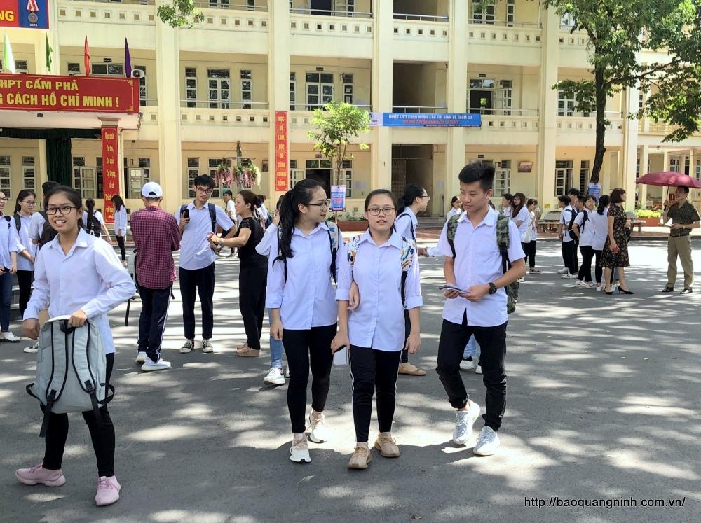 Đại dịch Covid-19 được đưa vào đề thi Ngữ văn tuyển sinh lớp 10 vào THPT tỉnh Quảng Ninh