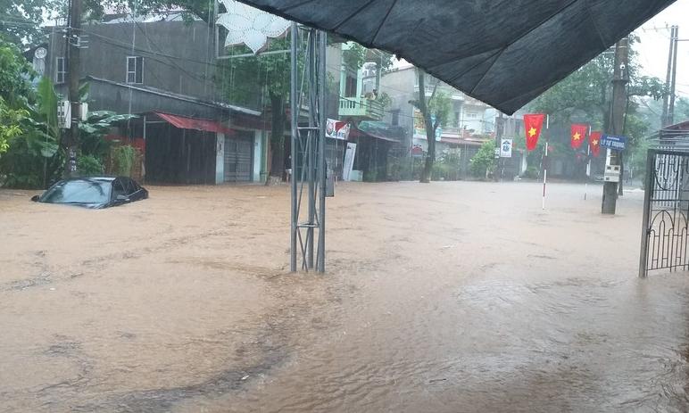 Tình hình mưa lũ ở Hà Giang mới nhất: 5 người chết, 2 người bị thương