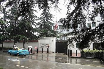 Trung Quốc chính thức đóng cửa lãnh sự quán Mỹ tại Thành Đô