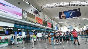 Sân bay Đà Nẵng tạm dừng tiếp nhận các chuyến bay quốc tế