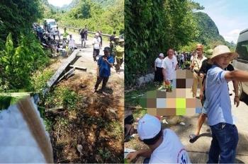 Hé lộ nguyên nhân ban đầu vụ lật xe làm 8 người chết ở Quảng Bình