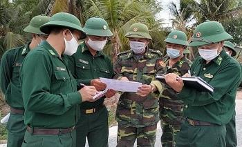 Bộ Tư lệnh Biên phòng khẩn cấp lập 8 đoàn kiểm tra phòng Covid-19 ở biên giới