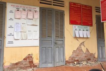 Sơn La gánh 4 trận động đất lớn trong ngày 27/7