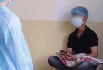 Buộc cách ly một bệnh nhân trốn viện từ Bệnh viện Đà Nẵng về Quảng Ngãi