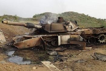 Mỹ tức tốc điều tra vụ hai xe tăng M1 Abrams bắn nhầm trong tập trận