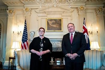 Mỹ - Úc nhất trí mở rộng hợp tác quốc phòng để đối phó Trung Quốc ở Biển Đông