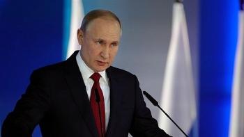 Tổng thống Putin cảnh báo làn sóng Covid-19 thứ 2 có thể tồi tệ hơn