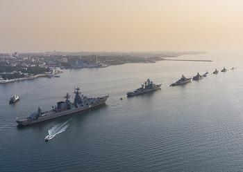 Nga bắt giữ điệp viên Ukraine làm việc trong Hạm đội Biển Đen, cáo buộc tội danh phản quốc