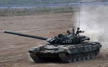 Truyền thông Nam Mỹ kinh ngạc khi chứng kiến tăng T-72BZ của Nga băng qua vùng nước sâu 5 m