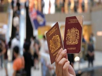 Trung Quốc tuyên bố không công nhận hộ chiếu hải ngoại của Anh cấp cho người Hong Kong
