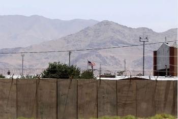 Mỹ bàn giao căn cứ quân sự lớn nhất cho Afghanistan