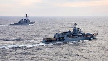 Nga phát hiện Ukraine lắp thiết bị bí ẩn trên boong kỳ hạm