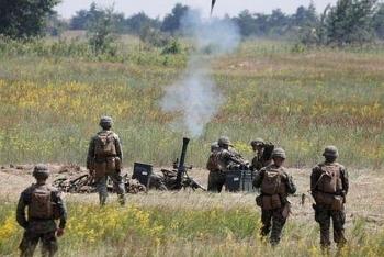 Ukraine lên kế hoạch tập trận cùng Mỹ và các đối tác