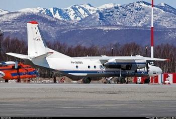Máy bay Nga chở 28 người gặp nạn trên biển