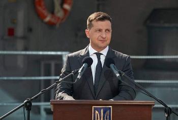 Ukraine gây áp lực lên LHQ để ngăn Nord Stream 2