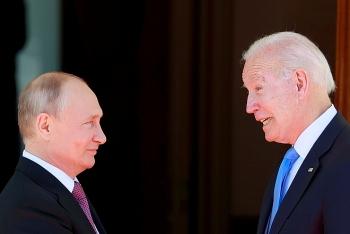 Tổng thống Biden thúc giục người đồng cấp Putin ngăn chặn tin tặc