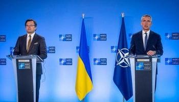NATO không kết nạp Ukraine vì ngại?