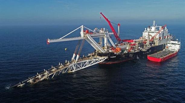 Đức dốc sức hỗ trợ cho việc thông dòng Nord Stream-2