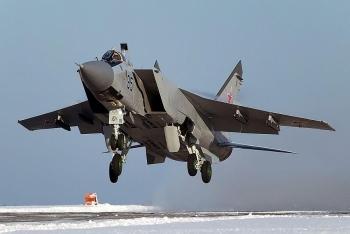 Nga ấp ủ hoài bão biến tiêm kích MiG thành phương tiện chống vũ khí siêu thanh