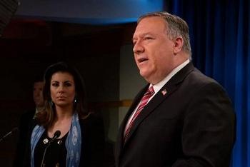 Cựu Ngoại trưởng Mike Pompeo chỉ trích chính quyền Biden nhún nhường trước Nga