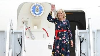 Đệ nhất phu nhân Jill Biden sẽ tới dự khai mạc Olympic Tokyo 2020