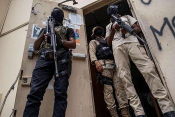 Đội cận vệ của tổng thống Haiti đã ở đâu khi ông bị ám sát?