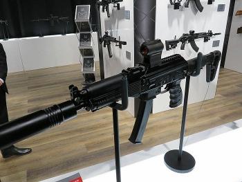 Lính Nga sẽ được trang bị tiểu liên và súng ngắn thế hệ mới