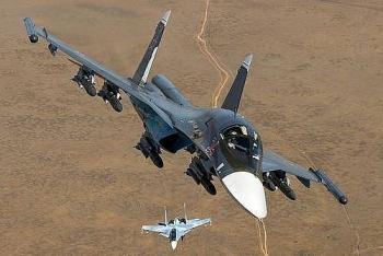 Không quân Nga hủy diệt sở chỉ huy khủng bố và quân thánh chiến ở Idlib