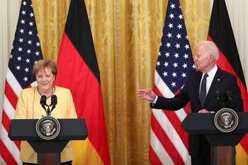 Ukraine bức xúc vì bị cả Mỹ lẫn Đức 'ngó lơ'