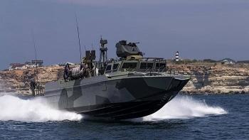 Hạm đội Baltic nhận tàu đổ bộ tấn công BK-16