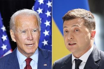 Cuộc gặp thượng đỉnh Mỹ - Ukraine sẽ tổ chức sớm