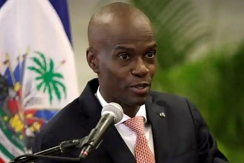 Hé lộ hai cuộc gọi cầu cứu của cố Tổng thống Haiti trước khi bị ám sát
