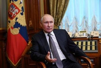 Tổng thống Putin muốn nâng tuổi phục vụ của các tướng lĩnh, nguyên soái và Đô đốc Nga