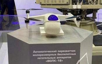 Nga giới thiệu dòng UAV chuyên tìm diệt UAV kẻ thù