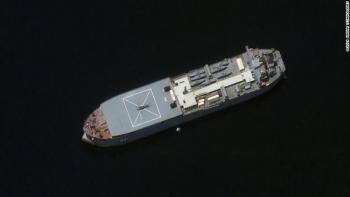 Tàu chiến Iran xuất hiện ở biển Baltic, di chuyển về hướng St. Petersburg