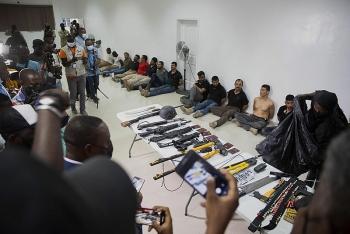 Nhiều nghi phạm vụ ám sát Tổng thống Haiti từng được Mỹ huấn luyện?