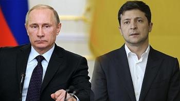 Tổng thống Putin đưa thông điệp cứng rắn về xung đột ở miền Đông Ukraine